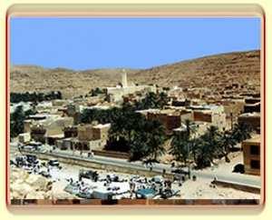 Sites touristiques et monuments historiques de la wilaya de Ghardaïa