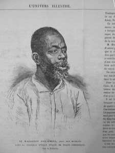 L'insurrection du Marabout Bou-Amena 1880