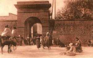 Les portes de Tlemcen