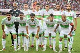 *الخضر* رسميا في قطر ترقبا لمواجهة المنتخب القطري وديا