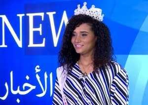 Khadija Benhamou originaire d'Adrar , découvrez Miss Algérie 2019