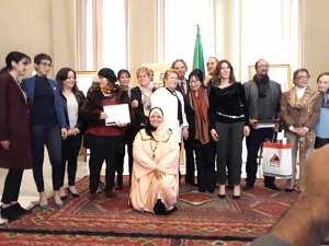 Première édition du Prix Yamina Mechakra Les lauréates connues