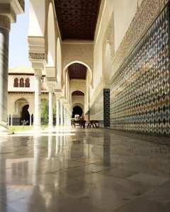 Le palais Zianide El Mechouar de Tlemcen....!