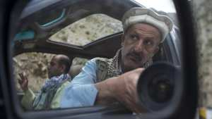 Journées Photographiques d'Oran : Reza Deghati, profession : «rapporteur» d'images, Une photo-reporter dans le feu de l'action