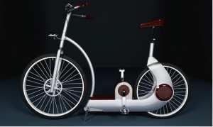 U-Feel : un vélo électrique français... et sans batterie !