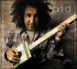 Biographie de Akli D