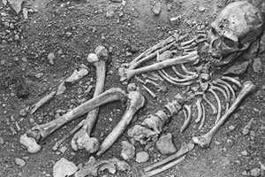 MILA Trois anciennes sépultures découvertes