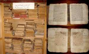 #Tolga, #Biskra :  un précieux trésor d'environ 1.500 manuscrits... !