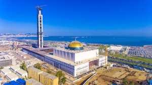 Bouteflika tombé, la Grande mosquée d'Alger toujours inachevée