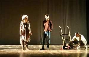 Théâtre : Une Tempête, d'Aimé Césaire, présentée à Alger