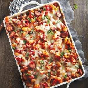 4 recettes pour faire changement du traditionnel spaghetti