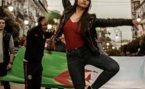 La femme et l'eveil de l'Algérie