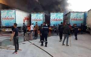 Hammamet (Tébéssa) - LES PROPRIÉTAIRES DE YOUKOUS TIRENT SUR DES MANIFESTANTS: 13 personnes blessées