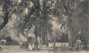Miliana (Ain Defla) - Projet de réhabilitation de l'historique Jardin public