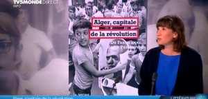 Alger capitale de la révolution d'Élaine Mokhefi