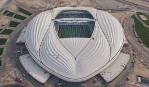 Le stade Al Wakrah, au Qatar🇶🇦.