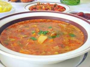 Chorba ( recette arabe)
