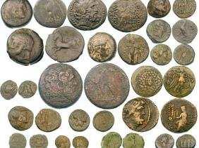 Saisie de pièces archéologiques romaines à Ksar Sbihi (Oum El Bouaghi)