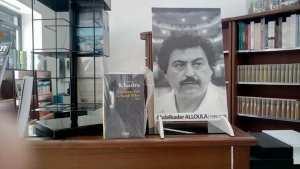 La librairie Abdelkader Alloula a ouvert ses portes il y a à peine quelques jours au boulevard Soumam #Oran... !