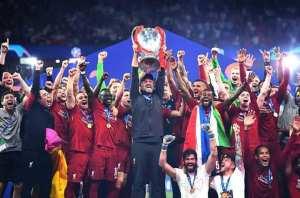 ليفربول الانجليزي يتوج بطلا لدوري أبطال اوروبا للمرة السادسة في تاريخه