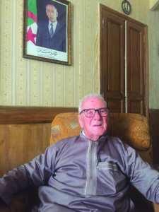 Algérie - Talbi Tayeb (Thaâlibi) dit Si Allal. 97 ans, ancien Moudjahid désabusé: Je voudrais voir l'Algérie enfin libre, avant de mourir!