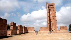 Tlemcen et ses monuments somptueux