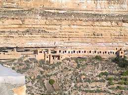 Les balcons du Ghoufi, quand la pierre raconte l'histoire... !