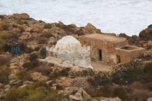 اسطورة جبل سيدي داغمولي و الولي الصالح