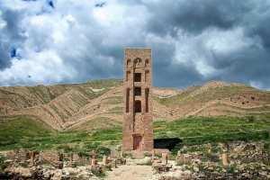 قلعة بني حماد ، في ولاية المسيلة