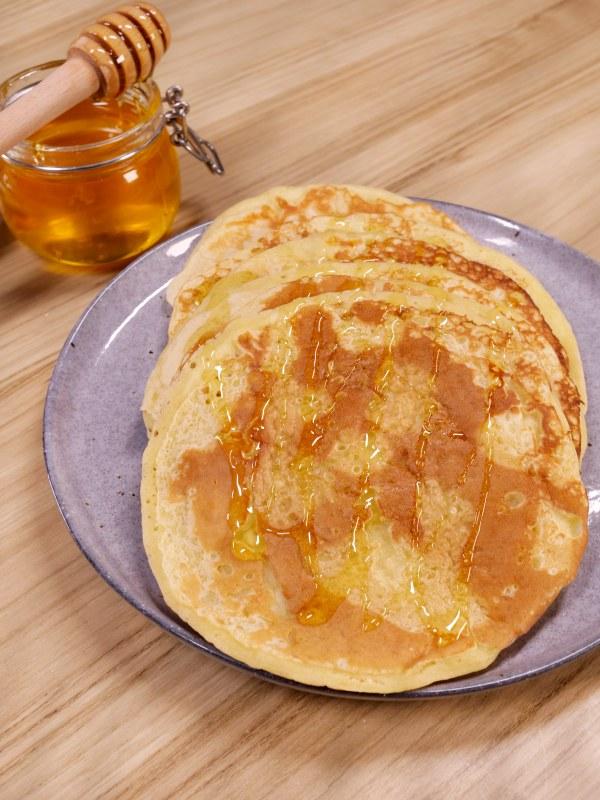 Pancakes faciles et rapides à faire
