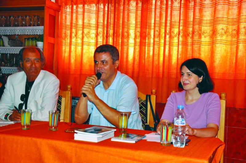 Rentrée littéraire à Tizi Ouzou : Un bouillon de culture au café
