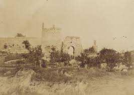 أبواب مدينة تلمسان سنة 1836م
