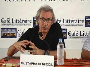 Mustapha Benfodil à Bouzeguène : «Le pouvoir a un problème avec le son et l'image»