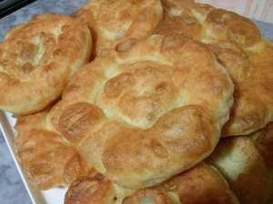 Beignets Algériens (Khfaf)