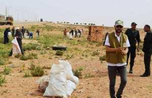 JOURNÉE MONDIALE DU NETTOYAGE À NAÂMA: 30 jours pour un environnement sans plastique