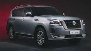 Nissan dévoile le nouveau Patrol 2020 restylé