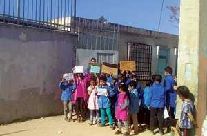 ILS ONT RETENU MERCREDI LEURS ENFANTS À LA MAISON À CONSTANTINE: La dégradation d'une école primaire irrite les parents d'élèves