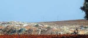 Chaabet el Ham (Aïn Témouchent) - La décharge de Sidi Yamine fermée par des agriculteurs