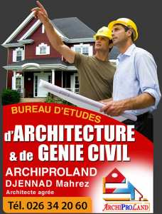 BUREAU D'ARCHITECTURE DJENNAD MAHREZ -ARCHIRPOLAND-