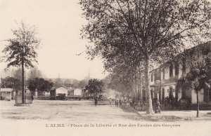 Boudouaou (Boumerdès) - Un lieu historique en péril ex-place Alma