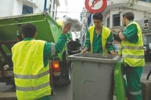 KSAR EL-BOUKHARI (MÉDÉA) - Les éboueurs honorés par les citoyens