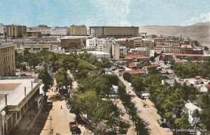 Lieux tombés dans l'oubli à Constantine: Qui se souvient du square Hadj Ali ?
