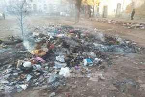 ARRÊT SUR IMAGE - Vu à Sétif (Souk Ammar-Abbacha): Pollution et nuisances