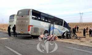 Still (El Oued) - 12 morts et 59 blessés dans un accident de bus: Nouvelle hécatombe à El Oued