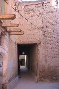 La vieille ville de Bou-Sâada ou Ksar