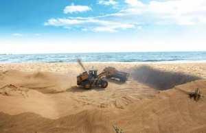 DESTRUCTION SYSTÉMATIQUE DU CORDON DUNAIRE DE LA WILAYA D'EL TARF: Le vol de sable se fait au vu et au su de tous