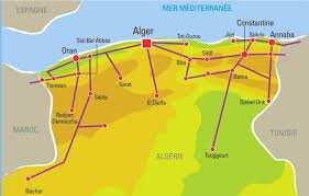 Algérie - Transports: Le gouvernement veut renforcer le réseau ferroviaire