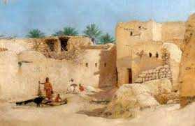 Les Ouled Ziane Et les Saharis