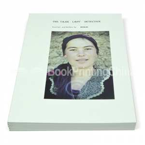 The foil stamping technology in book printing china