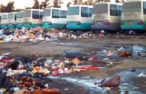Relizane - La gare routière dans un piteux état